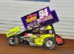 Smith Tallies Two Top Fives with All Stars in Central Pennsylvania