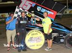 Hafertepe Jr. Dominates at Timberline to Score Third ASCS Red River Triumph