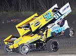 Blake Hahn Sweeps ASCS Gulf South Weekend