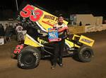 Jack Dover Claims Double X Prize with ASCS Warriors