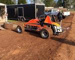 Gilman Begins 2015 Season At CGS For Northwest Wingless Tour Opener