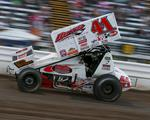 Scelzi Nearly Records First Career Top Five With World of Outlaws