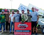 Forler Rallies to Pre-Dirt Cup Win