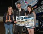 Taunton Swaim Wins 4-Cylinder Nationals At CGS; Completes Races Despite Threatening Weather