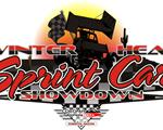 Top Three in Winter Heat Sprint Car Showdown Standings Within 19 Points Entering Final Weekend