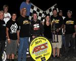 R.J. Johnson Takes Another ASCS Canyon Win at CSP!