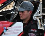 Hanks Closes Challenging Weekend with Top 10 at Double X Speedway