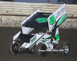 Josh Schneiderman – Strong Finish with Sprint Invaders!