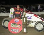 Shuman Scores First Sprint Bandits TNT Win in Husker Nationals!