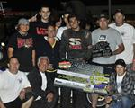 Gabbard Collects First Career ASCS Win at CSP!