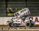 Scelzi Maintains King of the West Points Lead Following Top Sixes at Ocean, Calistoga