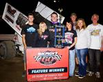 Starks Scores First Victory of Season During Summer Thunder Sprint Series Event at Skagit