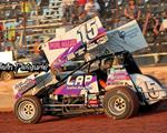 Wampler Wrangles Pair of Top 10s During Winter Nationals at Lawton Speedway