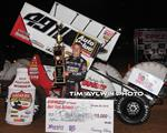 Brad Sweet in the Right Spot for STN Glory Worth $15,000!