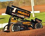 Blaney Records Top 10 at Eldora Speedway During World of Outlaws Doubleheader