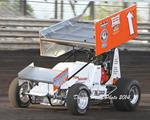 Beierle Follows First Year in Full-Size Sprint Car With Debut at Turkey Night