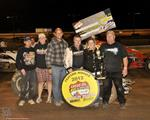 R.J. Johnson Shines at Arizona Speedway
