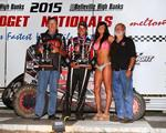 "Clauson Becomes Second Three-Time ""Belleville Midget Nationals"" Champ"