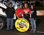 Covington Captures Lone Star victory at Devil's Bowl!