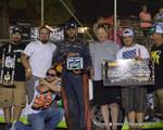 Jesse Williamson Wins Dancin Bare Topless Modified 100; Martinez, LaBarge, And Kuper Also July 18th SSP Winners