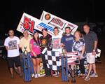 Stevie Smith Wins PA Speed Week Title