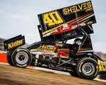 Helms Wrangles First Top 10 of Season at Attica Raceway Park