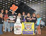 Baker Shines at Lucas Oil Speedway