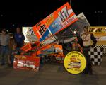 Horstman Dominates at Mt Pleasant