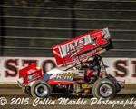 Sides Earns Three Straight Podiums with World of Outlaws Last Week
