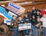 Dills, Towns, Clay, Langan, And Letsom Coors Championship Night Winners At CGS