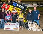 Dover Back on Top Following Weekend Sweep with Nebraska 360 Sprints