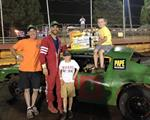 Vollbrecht, Martinez, And Hopkes Get August 1st Wins At SSP