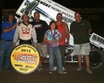 McClelland takes Sooner loot at Creek County Speedway