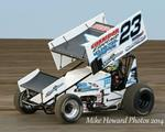Bergman Earns Season-High 10 Victories During Banner 2014 Campaign