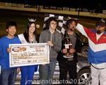 Hickle, Sweatman, Goetz, Tole, And Daniel Saturday Night Winners At GHR