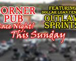 Corner Pub Night This Sunday
