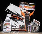 Dustin Morgan Claims First Lucas Oil ASCS National Victory