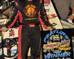 Chad Layton Picks Up His First Win Of The Year