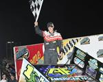 Justin Henderson Wins First FVP National Sprint League Feature at Knoxville!