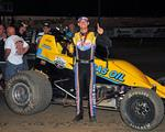 "Hahn Posts ""Home Track"" Victory at Creek County"