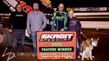 .127 Seconds Gives Heath the Win at Skagit Speedway