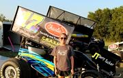 Mixed Bag At Speed Week For Harli White