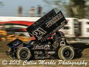 Tarlton Puts On Huge Charge At Keller Auto Speedway