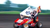 EAGLE MOTORSPORTS/DON OTT RACING ENGINES 'RAFFLE CAR' HEADED TO ROCK RAPIDS & FAIRMONT ON MAY 18-19