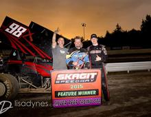 Lemley, Peterson and Vela Triumph at Ladies Night