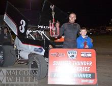 Hickle Opens 2015 with STSS Win at Yakima