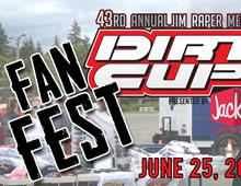 Dirt Cup Fan Fest on June 25!
