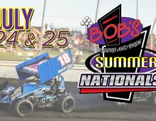 Bob's Burgers and Brew Summer Nationals July 24th & 25th!