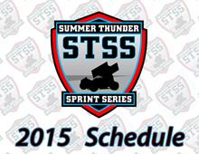 2015 Summer Thunder Schedule