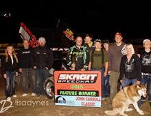 Back 2 Back Wins For Heath at Skagit Speedway